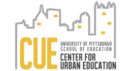 Logo for the Center for Urban Education